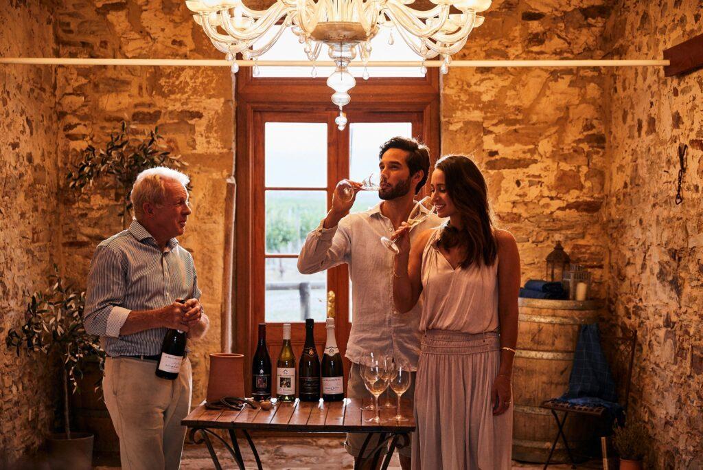 De Beaurepaire Wines, Eight Communications